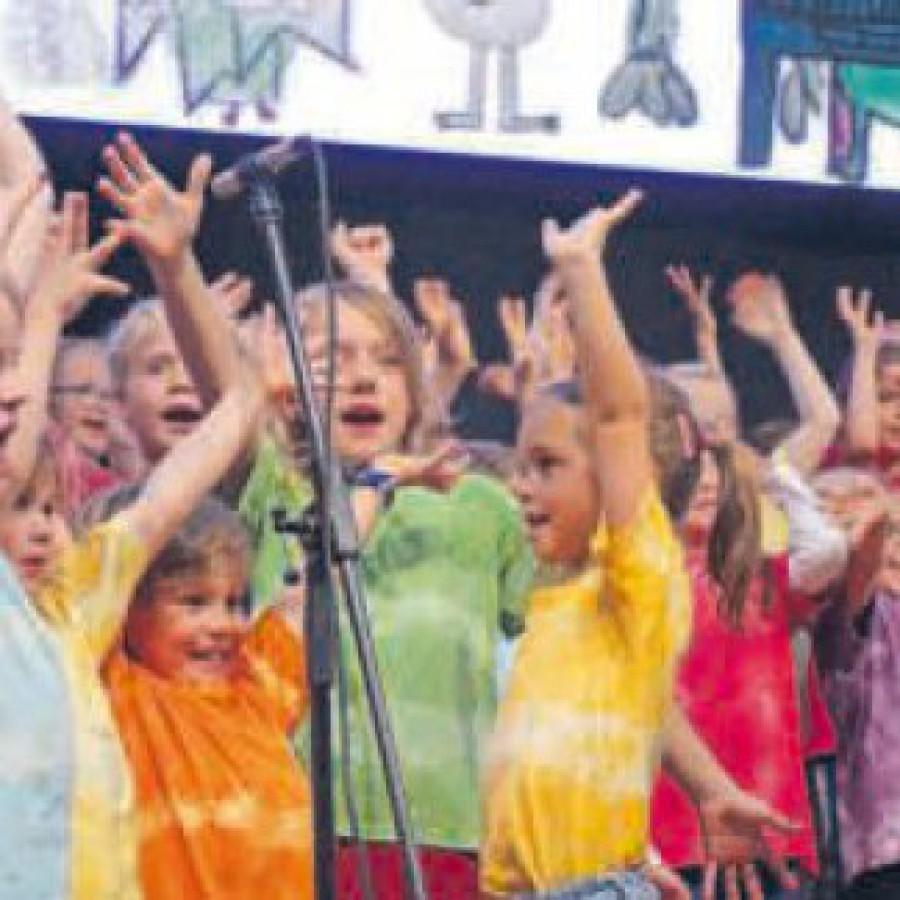 Ohren- und Augenschmaus zugleich: Die Urbanus-Kids
